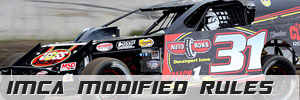 Davenport Speedway IMCA MODIFIED RULES