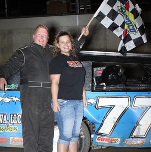 May 4th 2012 Winner (DAVENPORT SPEEDWAY) C